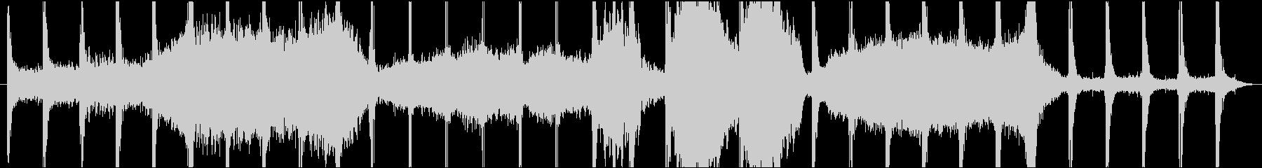 エレクトロ 交響曲 アンビエント ...の未再生の波形