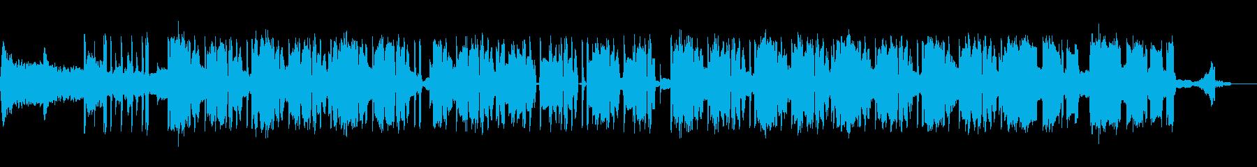 渋め・クールなチル・ヒップホップの再生済みの波形
