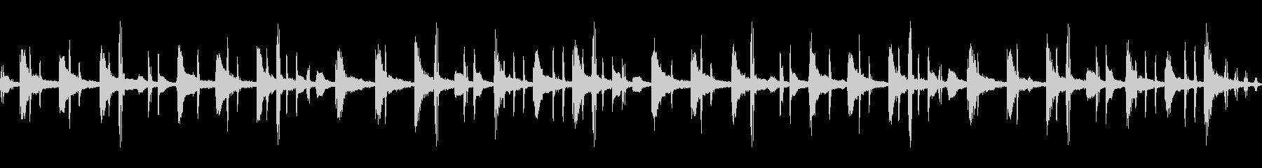 8-bar loop version pattern C's unreproduced waveform
