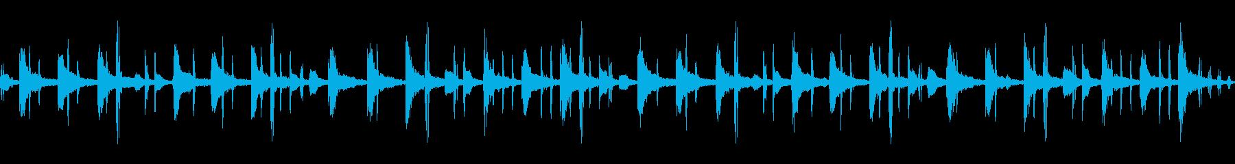 8-bar loop version pattern C's reproduced waveform