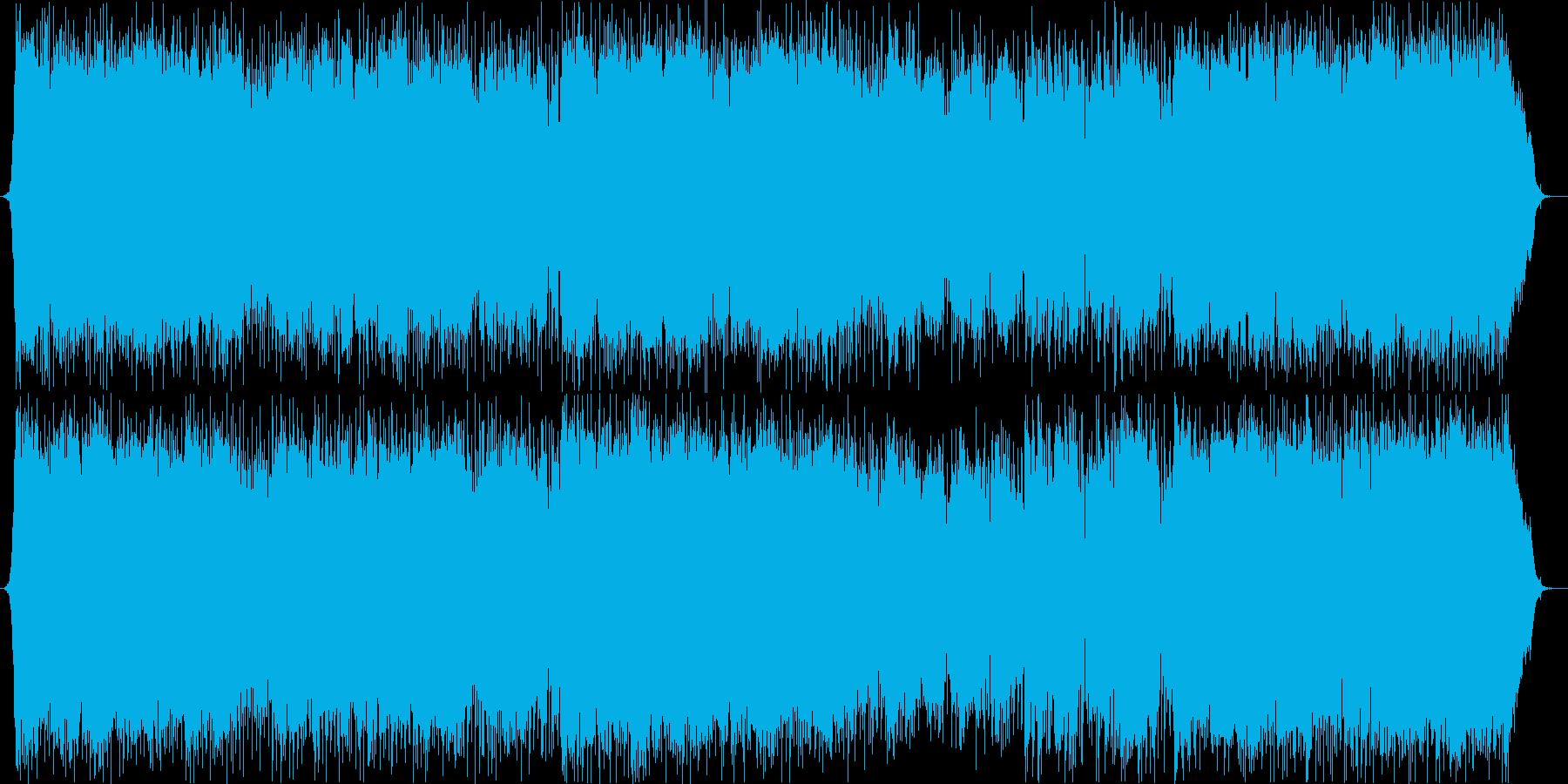 Promissingの再生済みの波形
