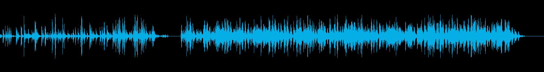 ベルツリー、メタルスティック、イン...の再生済みの波形