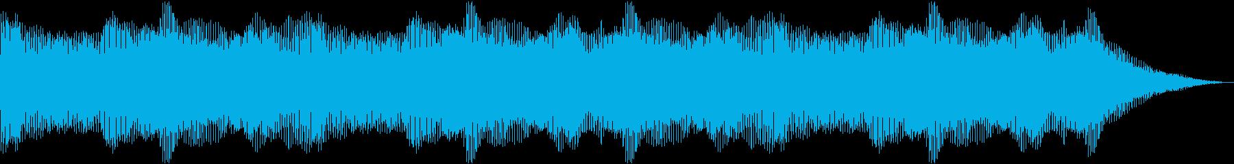 CINEMATIC DRONE 01の再生済みの波形