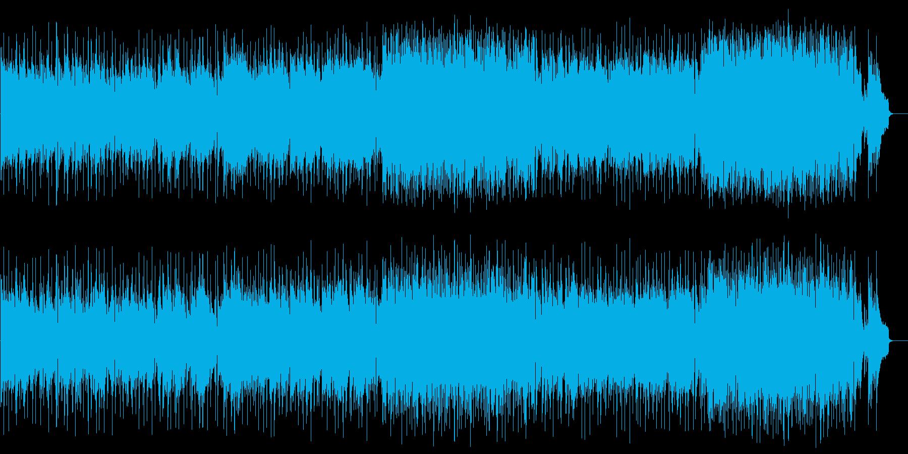 安らぎのミディアムポップ(フルサイズ)の再生済みの波形