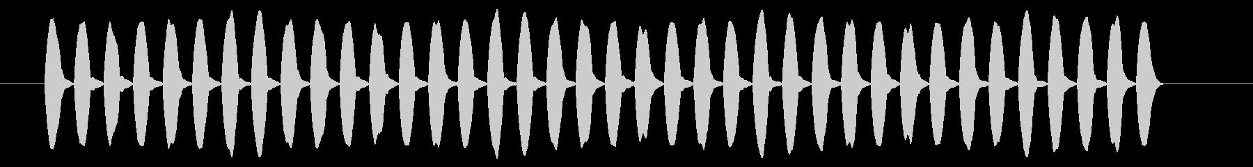 SNES 格闘05-12(スコア)の未再生の波形