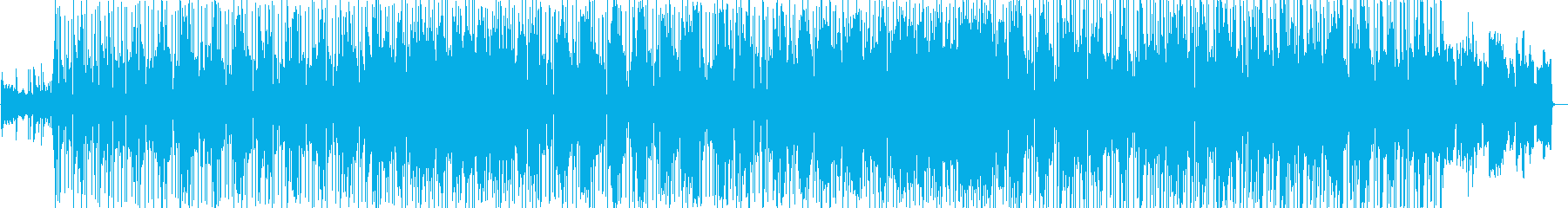 ファンクなピアノスムースジャズの再生済みの波形
