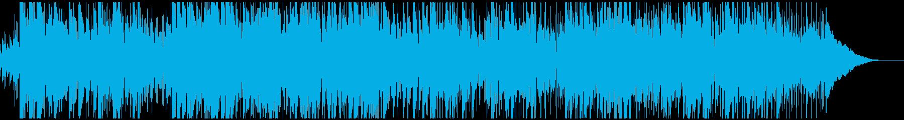 クリスマス・もろびとこぞりてフュージョンの再生済みの波形