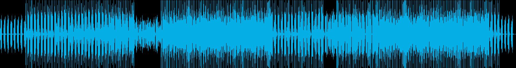 【生演奏】朝にぴったりな爽やかBGMの再生済みの波形
