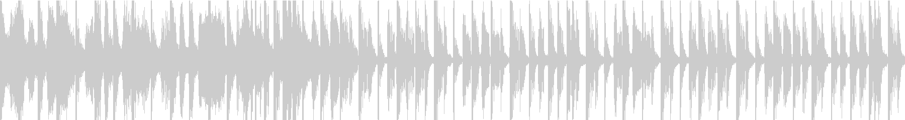 素敵なグルーヴのあるレゲエトラック...の未再生の波形
