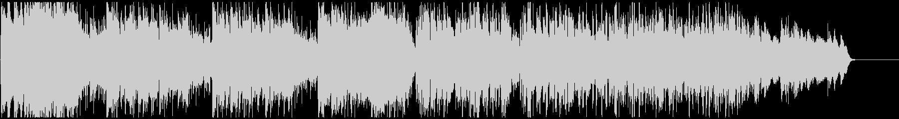 怪盗系ハードボイルドジャズ ※60秒版の未再生の波形
