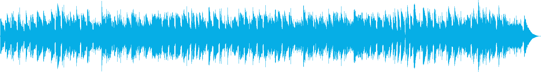 生演奏アコギ・ウクレレ/のんびり平和日常の再生済みの波形