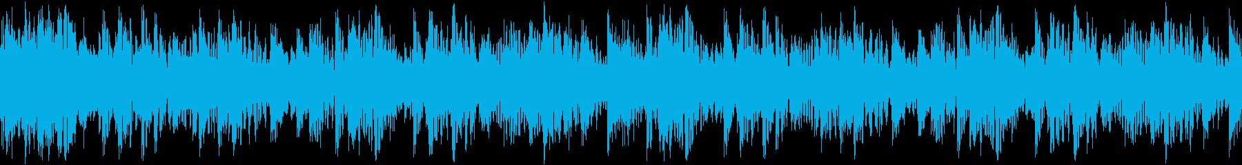和楽器 民族楽器 太鼓 囃子 祭の再生済みの波形