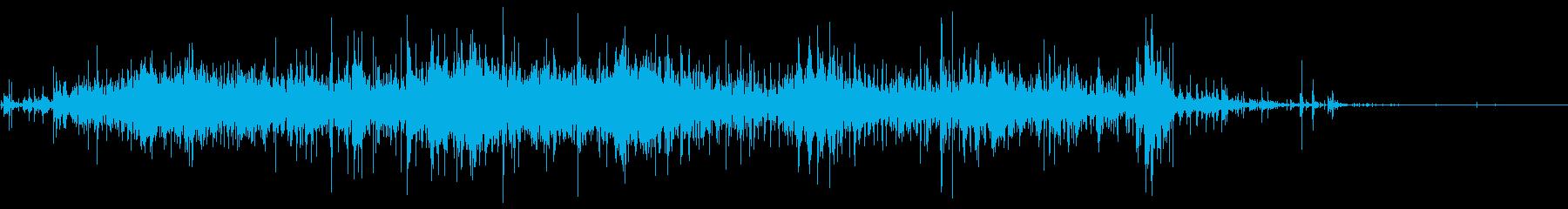 ジャンクパイルのウッドロックソルトの再生済みの波形