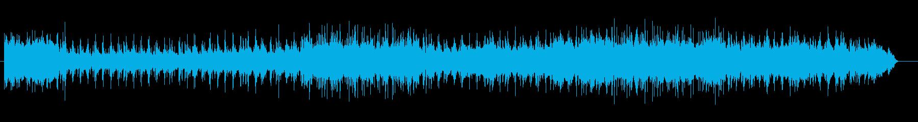 白銀のヨーロピアンポップス(映画音楽風)の再生済みの波形