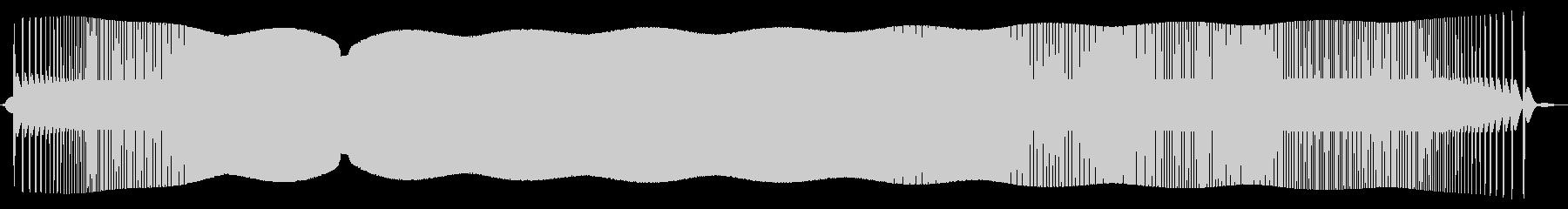 テルミン:馬ウィニーの未再生の波形