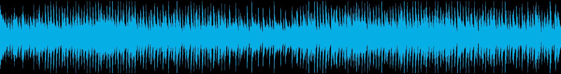 気分が良い休日のウクレレ ※ループ仕様版の再生済みの波形