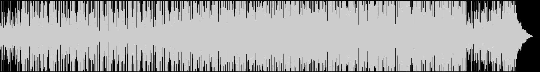 イベントなどのオープニングBGMの未再生の波形