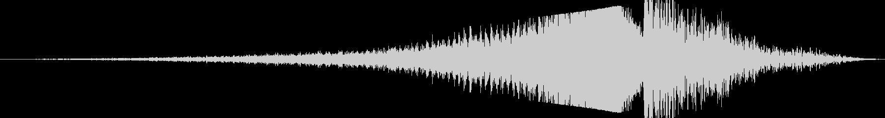 【映画】 シネマティック ライザー 05の未再生の波形
