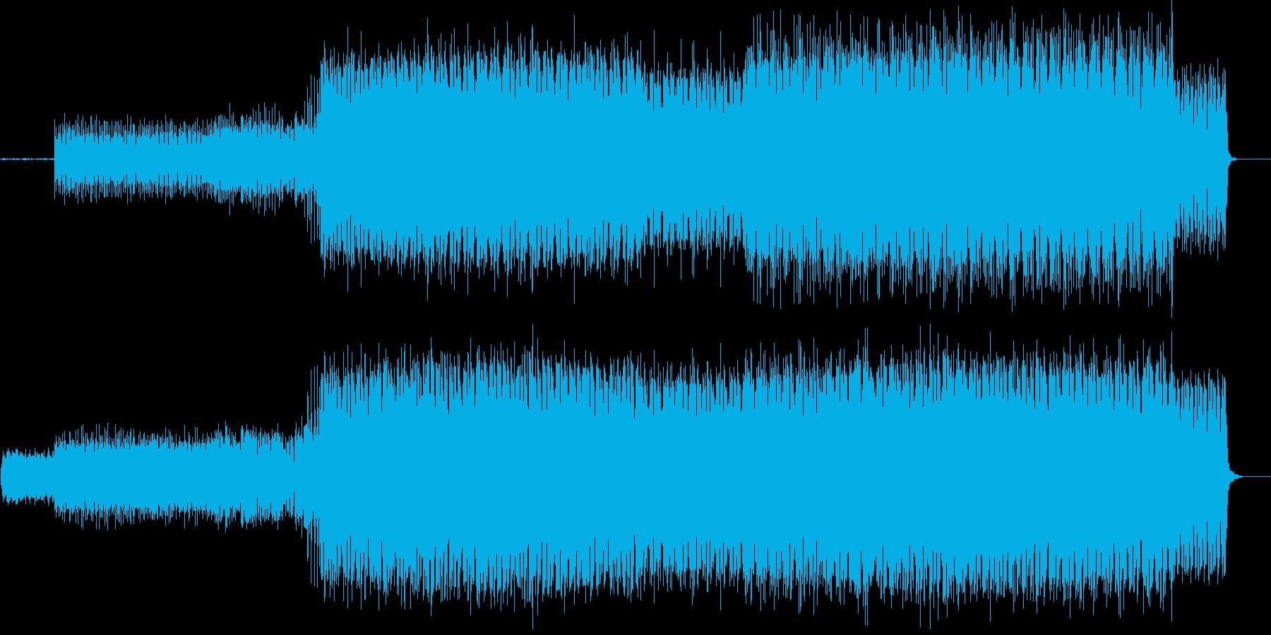 科学 不思議 未来 ドキュメント 報道の再生済みの波形