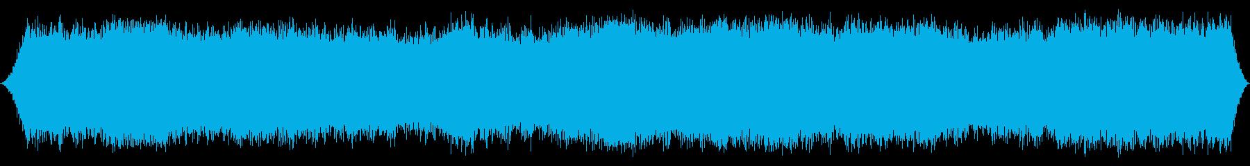 オーシャンストームウィンド:コンス...の再生済みの波形