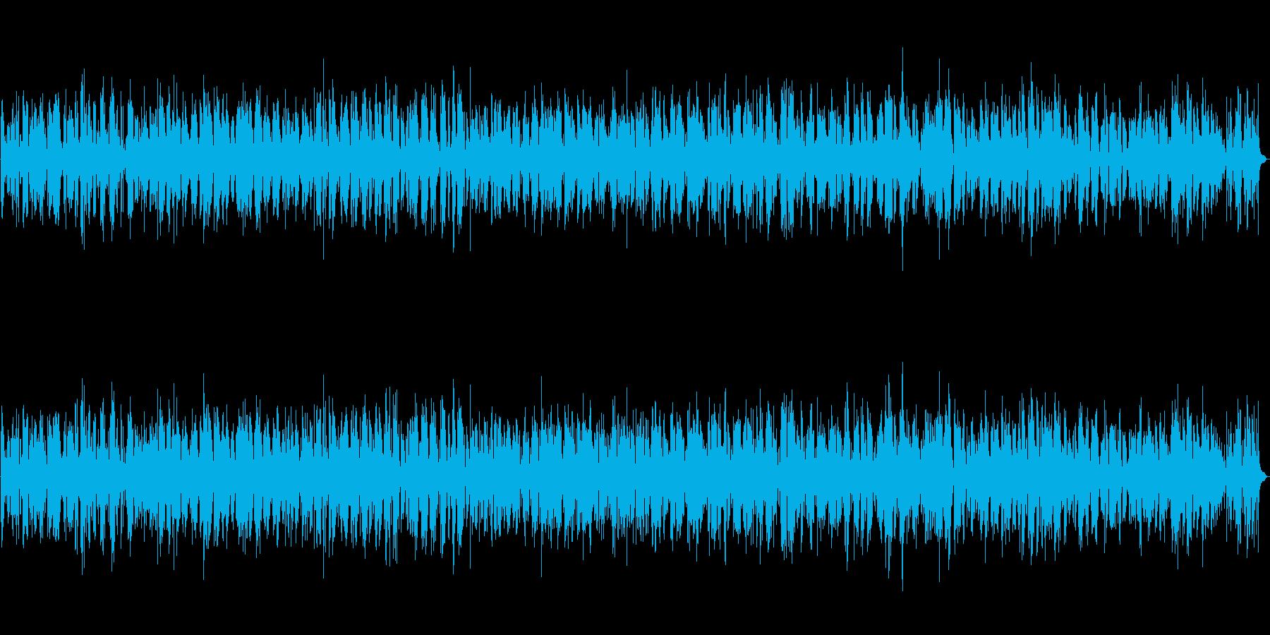 BARでやさしく流れるジャズバラードの再生済みの波形