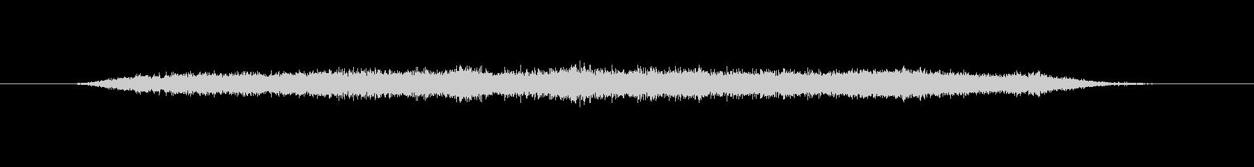 メタル 蓋のスクリーチショート04の未再生の波形