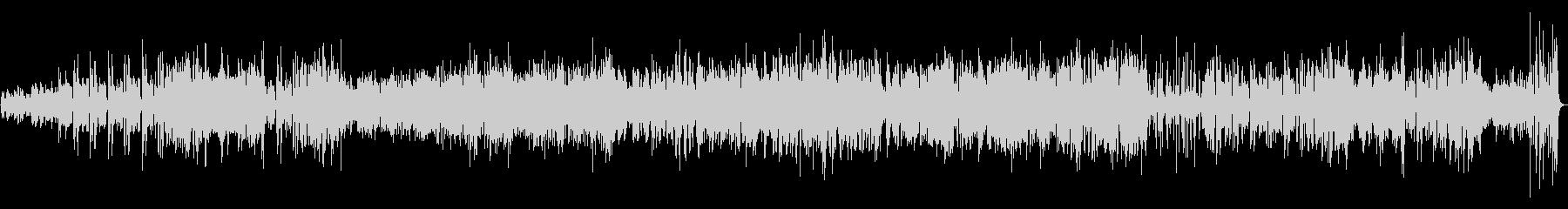 ジャズ センチメンタル サスペンス...の未再生の波形