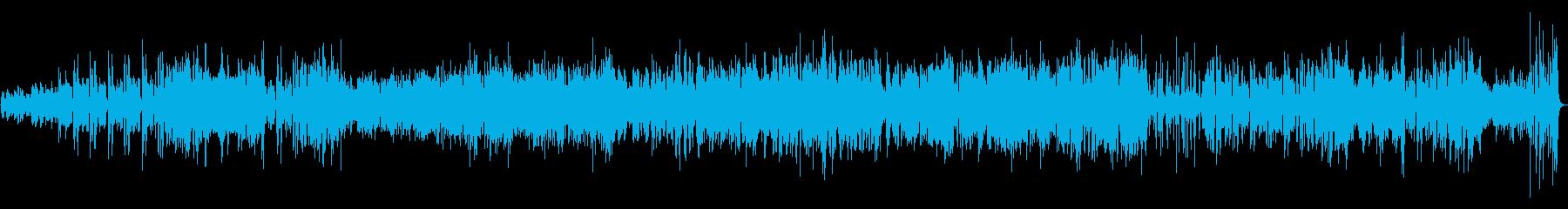 ジャズ センチメンタル サスペンス...の再生済みの波形