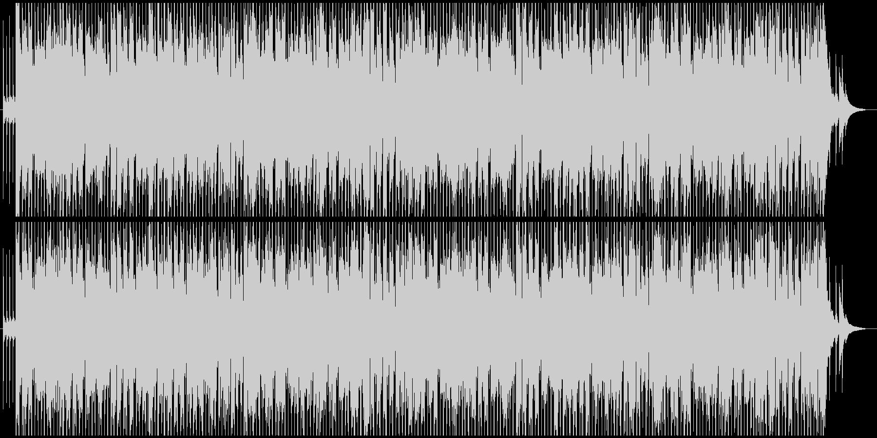 Blue sky, smile, nature / Nori refreshing acoustic guitar pops's unreproduced waveform