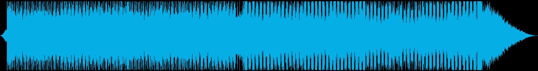 ハウス ダンス プログレッシブ ラ...の再生済みの波形