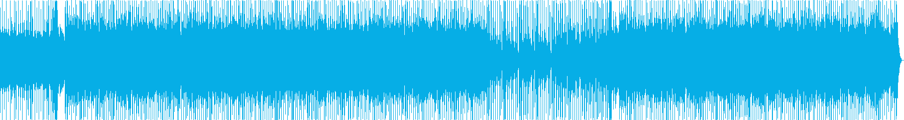 軽快でポップな企業系VPにぴったりの音源の再生済みの波形