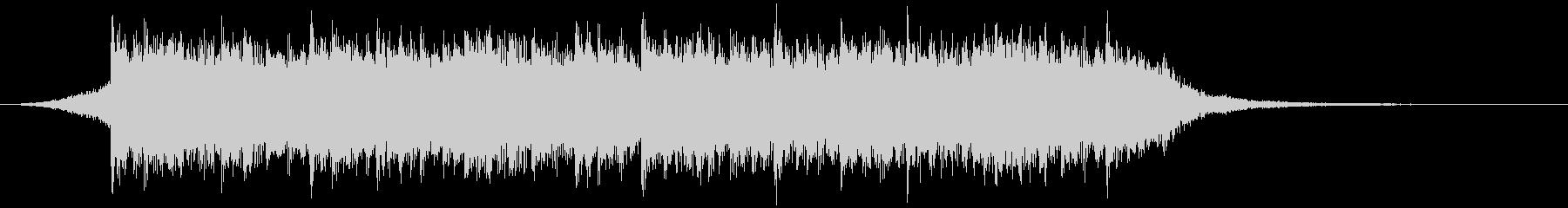 企業VP映像、154オーケストラ、爽快Sの未再生の波形