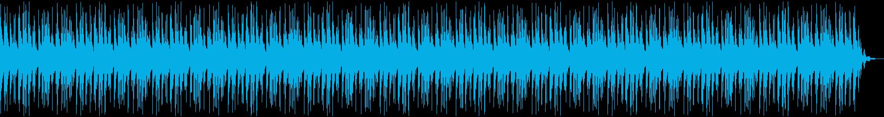 切ない気持ちになる綺麗なピアノのBGMの再生済みの波形