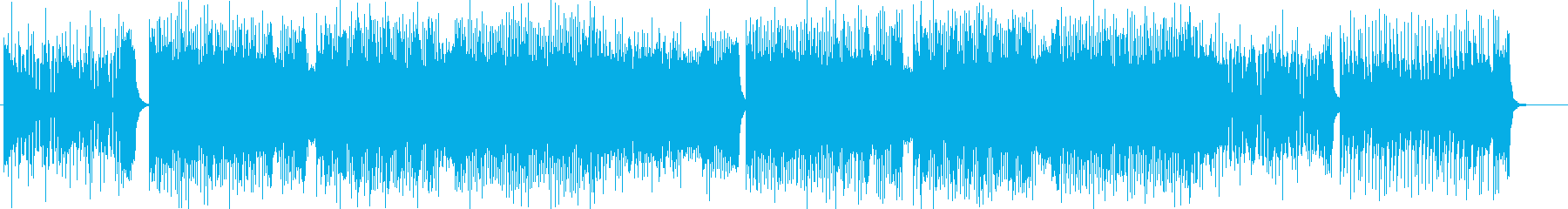 DARK・HARDROCK 勢い 287の再生済みの波形