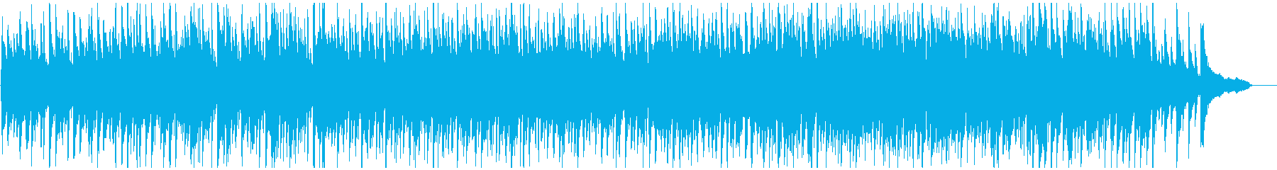 ハワイに行きたくなるハッピーなウクレレ曲の再生済みの波形