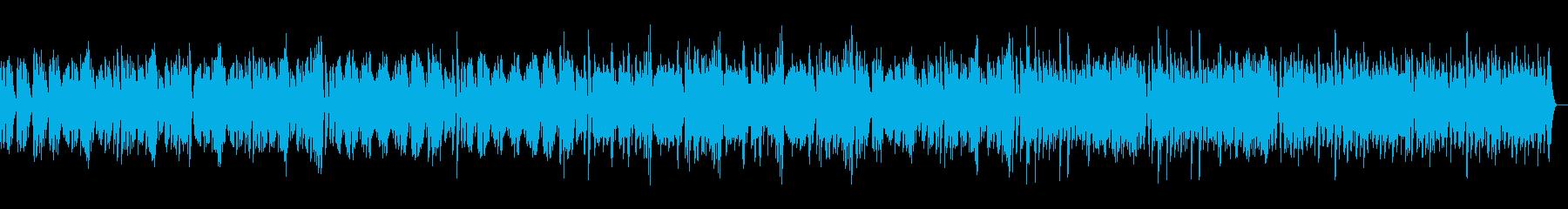オリジナル・ラグス_オルゴールverの再生済みの波形