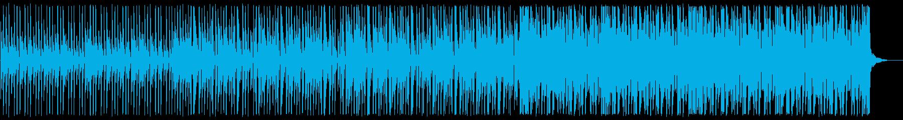 キラキラ/ハウス_No484_2の再生済みの波形