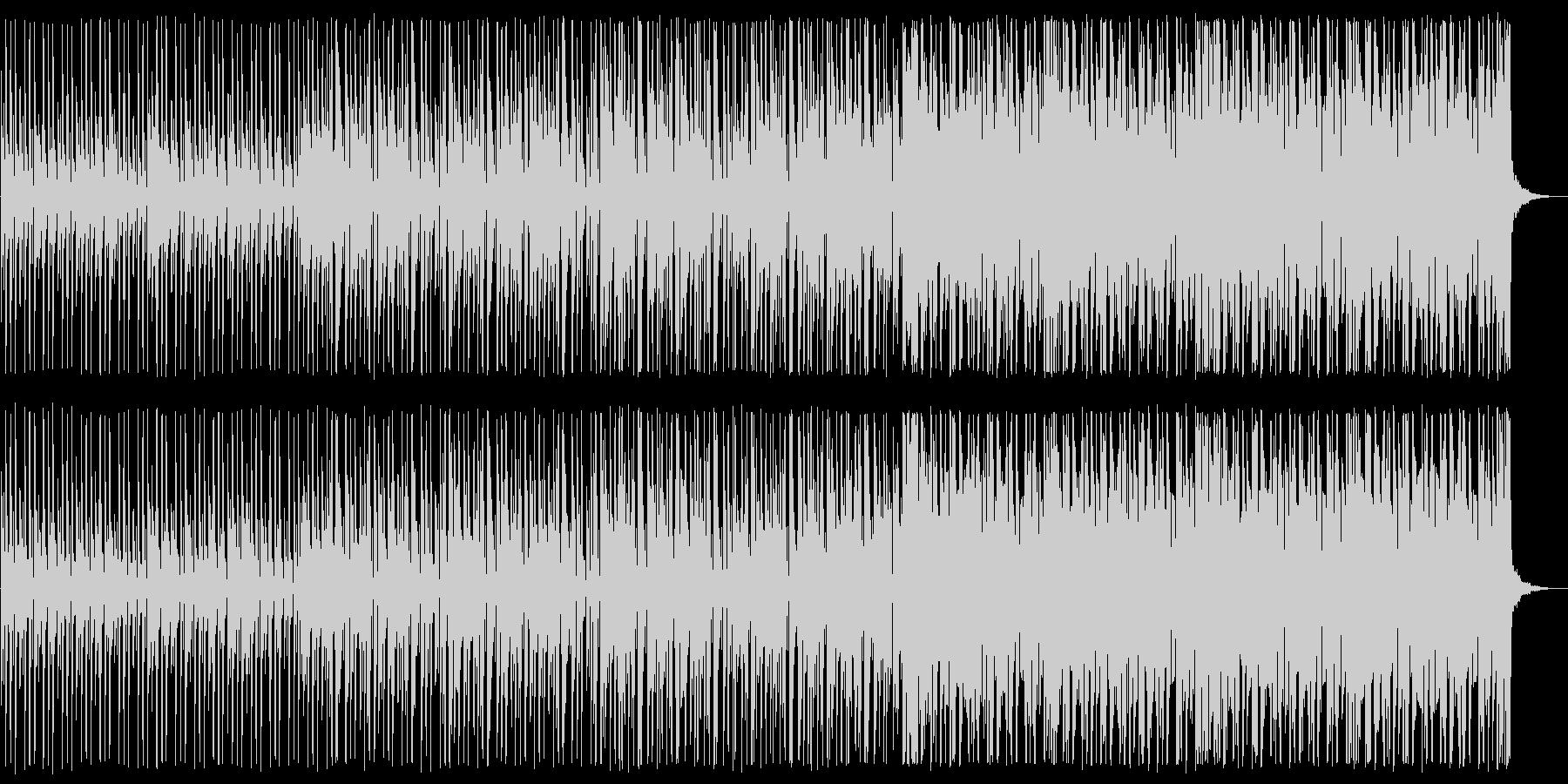 キラキラ/ハウス_No484_2の未再生の波形