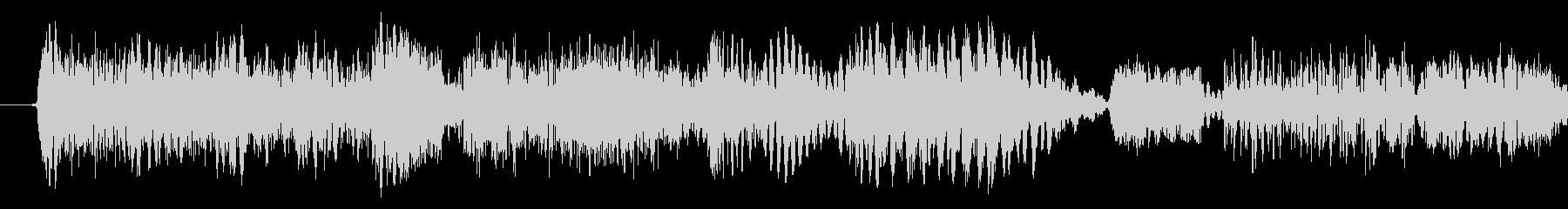 スイッチストップの未再生の波形