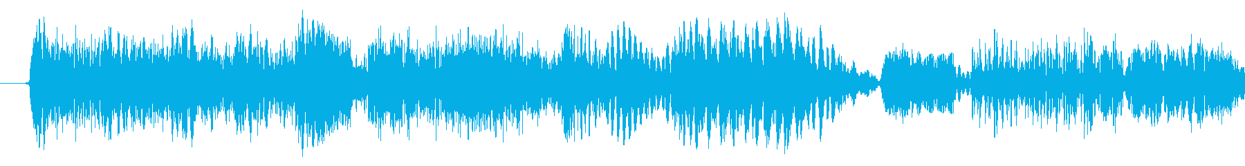 スイッチストップの再生済みの波形
