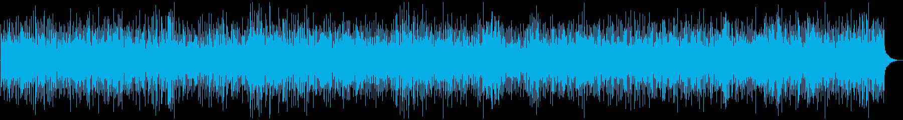 陽気なブルーグラス&ポルカの再生済みの波形
