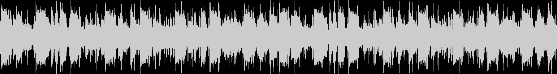 AcidJazz レトロな雰囲気の曲の未再生の波形