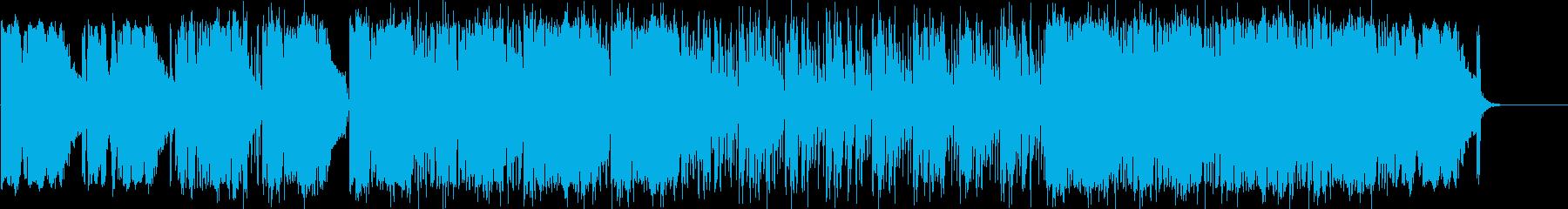 動画 アクション 説明的 繰り返し...の再生済みの波形