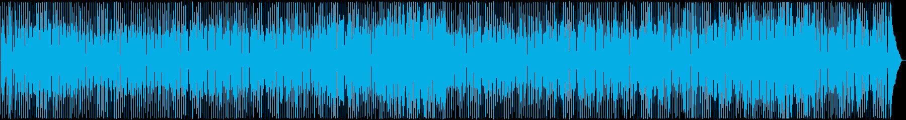 背景をポップします。 4ノンブロン...の再生済みの波形
