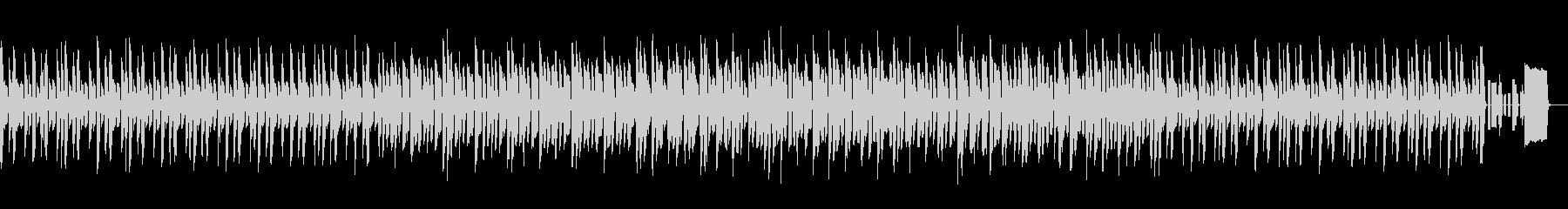 バラエティ コミカルなファミコンサウンドの未再生の波形