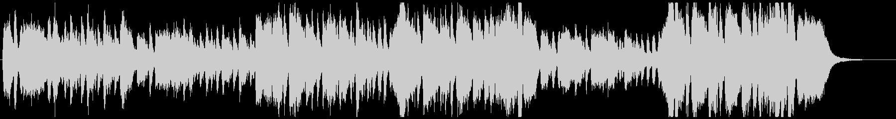 BWV1067/6『メヌエット』バッハの未再生の波形