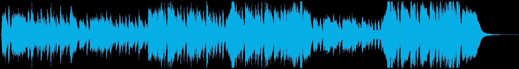 BWV1067/6『メヌエット』バッハの再生済みの波形