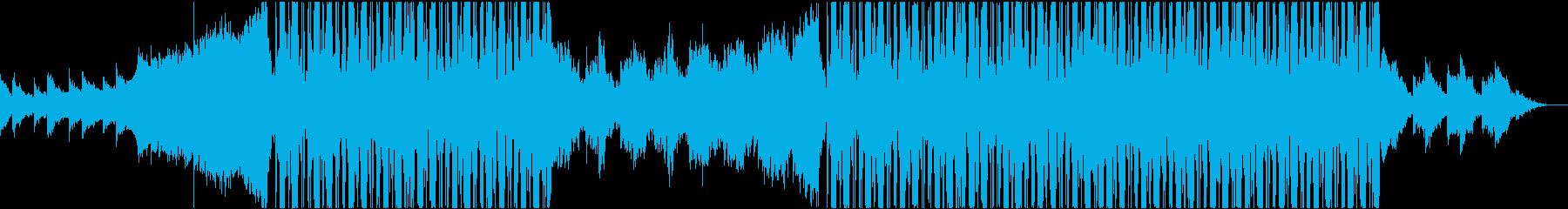 アンビエント フューチャ ベース ...の再生済みの波形