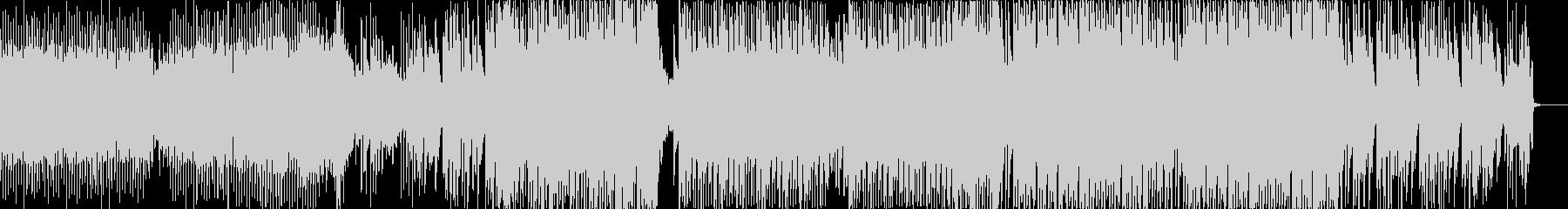 不気味なジャングルテラー、EDMの未再生の波形