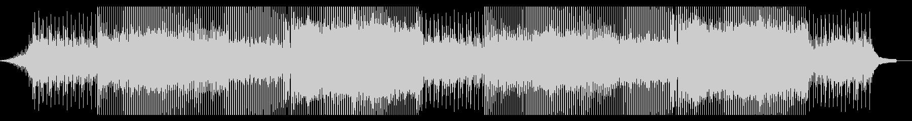 企業VP 爽やかな哀愁あるピアノメロディの未再生の波形